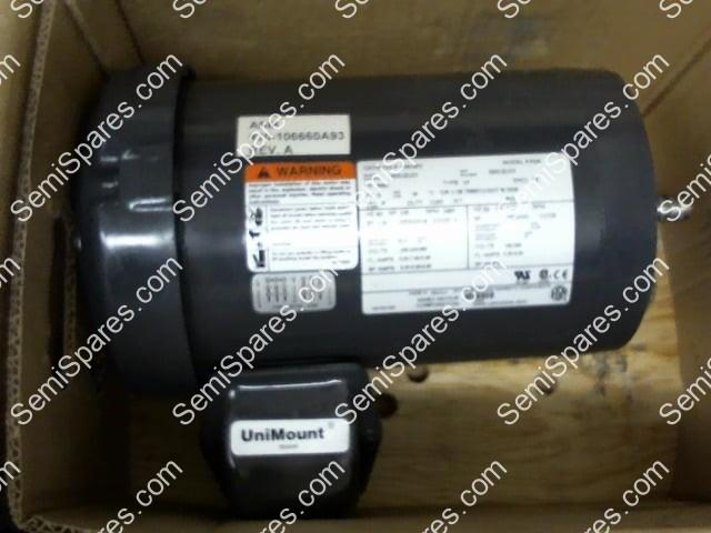 NIDEC MOTOR F025 | MOROR 3-HP 60HZ 3600, 30-106660A93