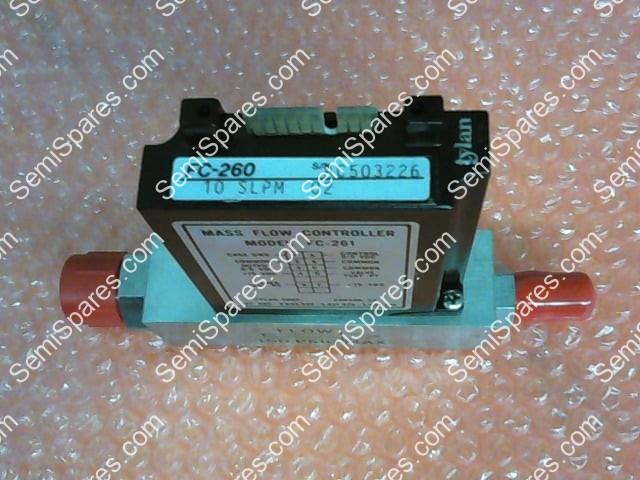 200 SCCM // N2 Tylan FC-260V Mass Flow Controller